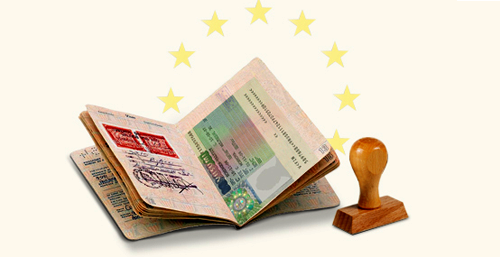Візовий кодекс Євросоюзу