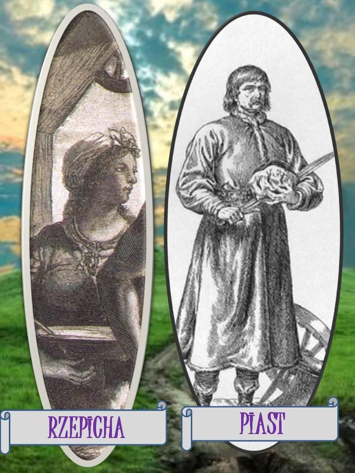 Пяст та Жепіха (Piast i Rzepicha)