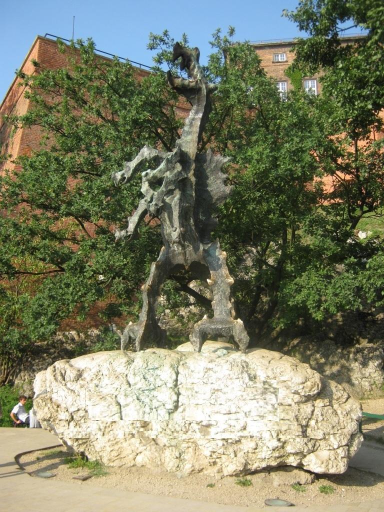 Пам'ятник Вавельському дракону