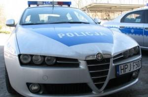 Авто польської поліції