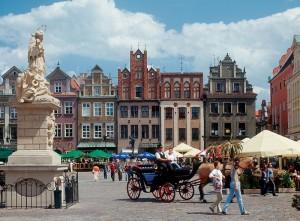 Старий ринок у Познані