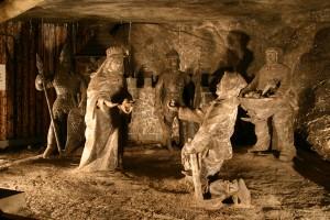 Соляні копальні у Величці