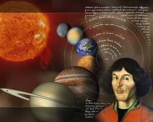 Микола Коперник (1473 - 1543)