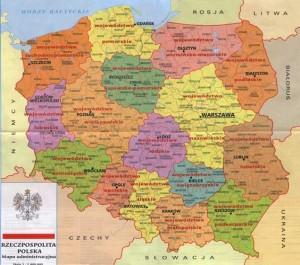 Основна інформація про Польщу