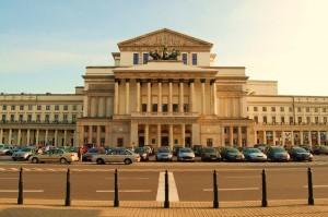 Театри Варшави