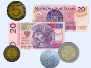 Польська грошова одиниця