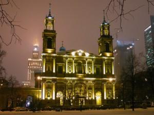 Костели Варшави
