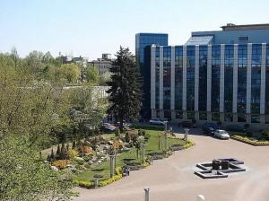 Польща, місто Лодзь - університет