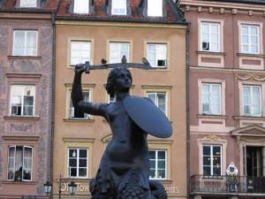 Пам'ятники Варшави
