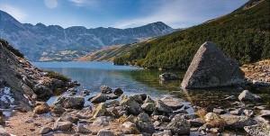 Сувальський Національний парк - озеро Ханьча