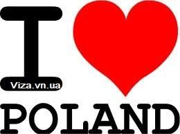 Я люблю Польщу