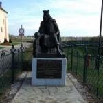 Пам'ятник Казимиру Великому в Кракові по дорозі Орлиних Гнізд