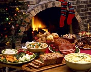 Різдвяне меню