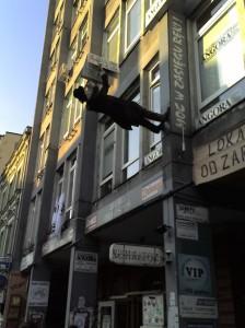 Пам'ятник читачам газет, м. Лодзь