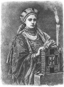 Дубравка, чеська княжна, княгиня польська