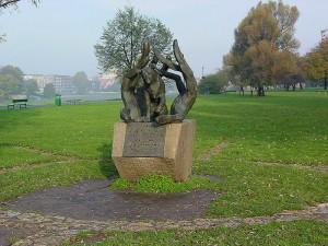 Пам'ятник вірності, м. Краків