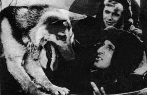 Чотири танкісти та собака