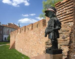 Пам'ятник Маленькому повстанцеві