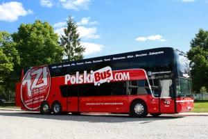 Автобуси компанії PolskiBus