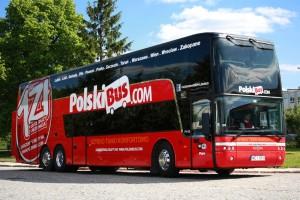 PolskiBus - комфортабельна подорож та приємні тарифи