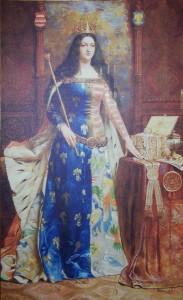 Ядвіга (3 жовтня 1373 - 17 липня 1399, Польща)