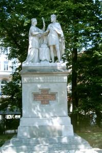Ядвіга та Владислав Ягелло