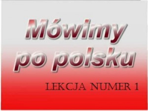 Вчимося читати по-польськи ч.1
