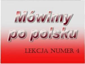Вчимося читати по-польськи ч.4 (диграфи)