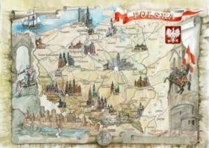 Варшава та Краків: суперечка двох столиць