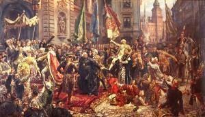 Ян Матейко Конституція 3 травня