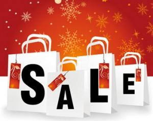 Шалені новорічні розпродажі
