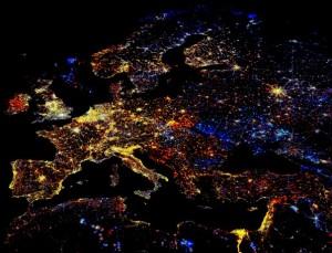 Подорож до Європи