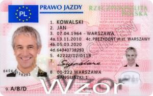 Як отримати водійські права в Польщі?