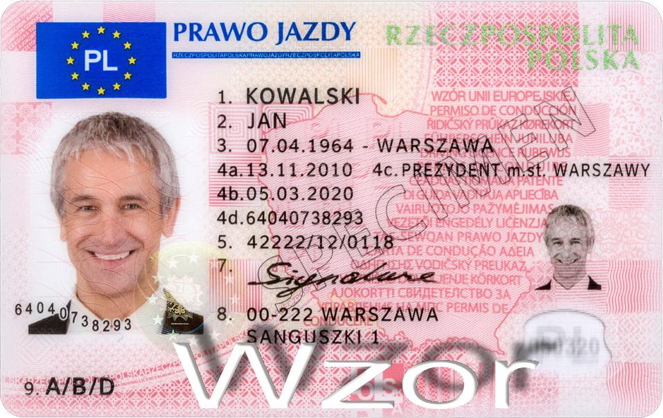 Як отримати водійські права в польщі